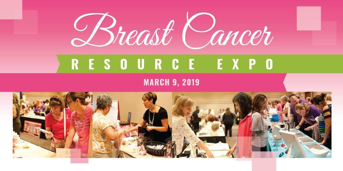 Breast Cancer Resource Expo 2019