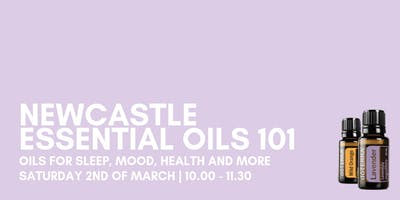NEWCASTLE: essential oils for beginners