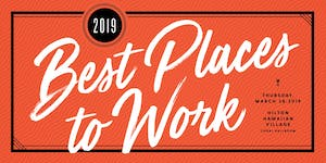 Best Places to Work Awards 2019