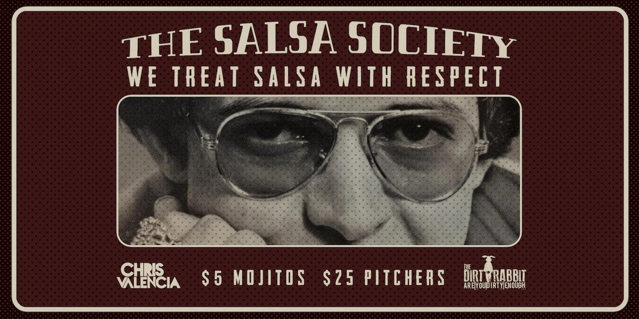 The Salsa Society