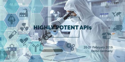 Highly Potent APIs Summit 2019