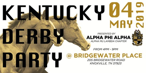 Knoxville Alpha Derby Party