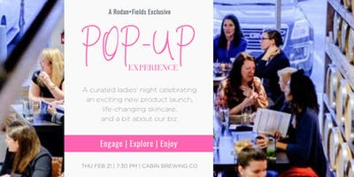 An Exclusive R+F Pop-Up Experience
