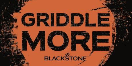 Blackstone Griddle More Tour tickets