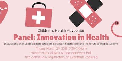 Health Innovations Speaker Series