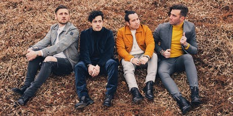 Moore Theatre - American Authors VIP Upgrade tickets