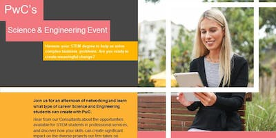 PwC Info Session for Students