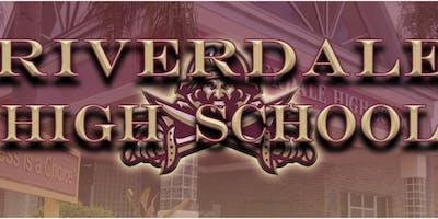 Riverdale High School Class of 1999  20 year reunion