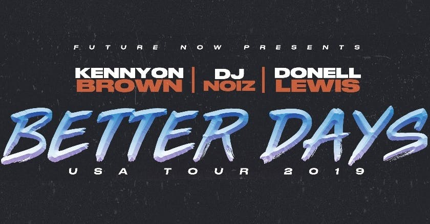 DJ Noiz, Kennyon Brown and Donell Lewis - Phoenix