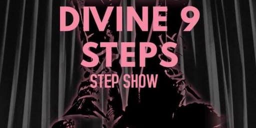 DIVINE 9 STEPS STEP SHOW