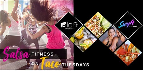 Shake up your workout with Salsa Fitness - AFTER Party like a Pinata on Taco Tuesdays! tickets