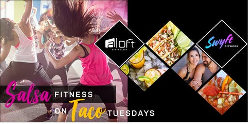 Shake up your workout with Salsa Fitness - AFTER Party like a Pinata on Taco Tuesdays!