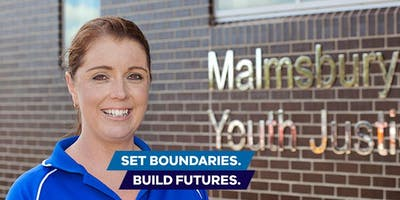 New career as a youth justice worker at Malmsbury.  Free info session - Bendigo