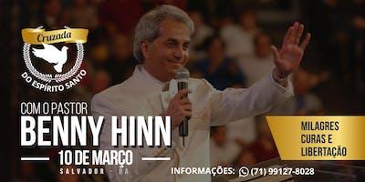 Cruzada Do Espírito Santo - Benny Hinn