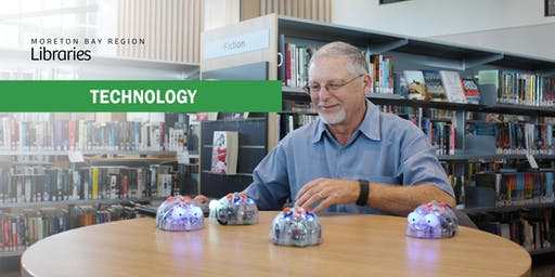 Robots for Beginners - Strathpine Library