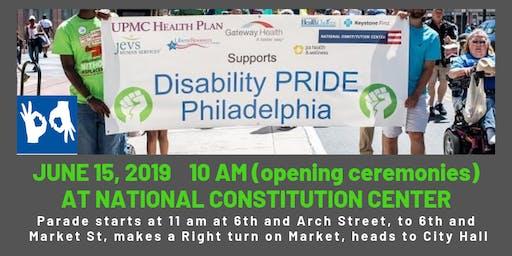 Disability Pride Philadelphia Parade & Celebration