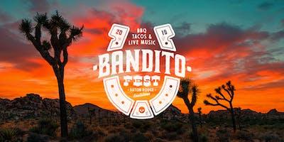 Bandito Food & Music Festival ~VIP~