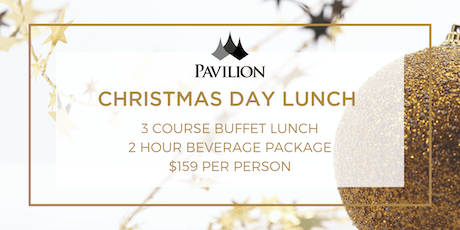 Christmas Day at Pavilion on Northbourne tickets
