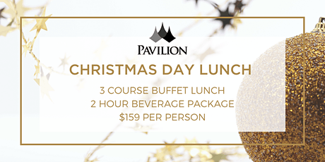 Christmas Day at Pavilion on Northbourne - Upper Atrium tickets