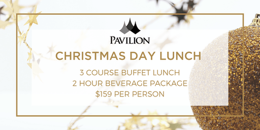 Christmas Day at Pavilion on Northbourne - Upper Atrium