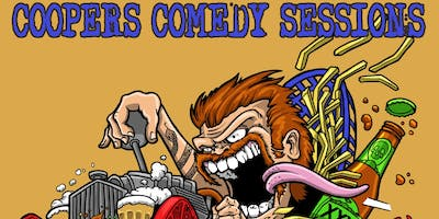 COOPERS COMEDY SESSIONS WITH DUSTY RICH