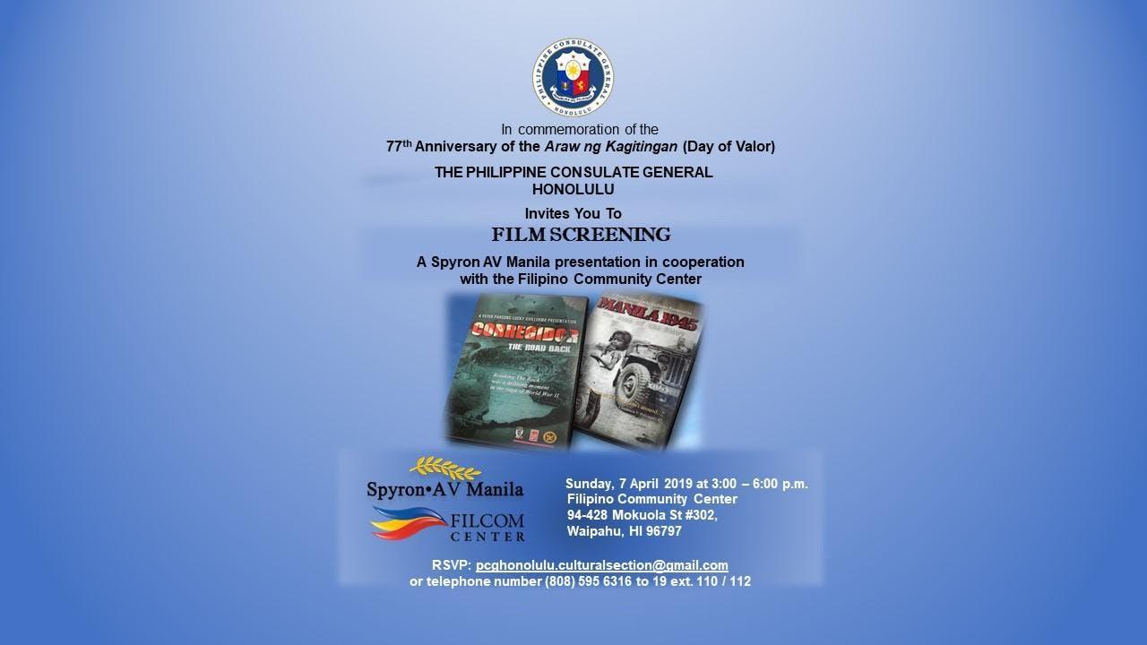 Philippine Consulate Outreach 2019 Las Vegas