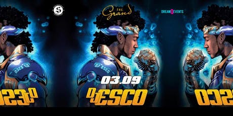 DJ ESCO (Future's DJ) + Special Guests LIVE at Grand |FREE Tickets Limited tickets