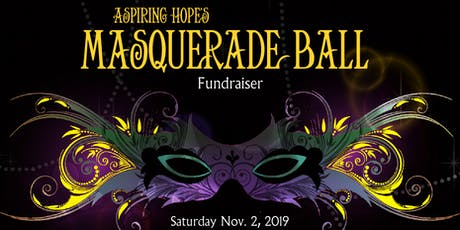 Aspiring Hope Masquerade Ball Fundraiser tickets