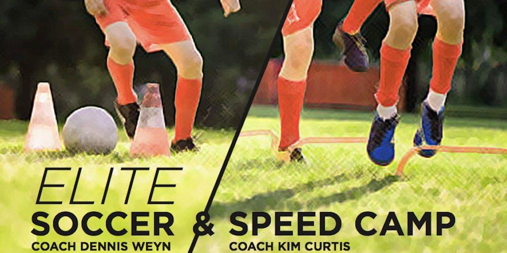 4399bd912 Elite Soccer   Speed Camp Tickets