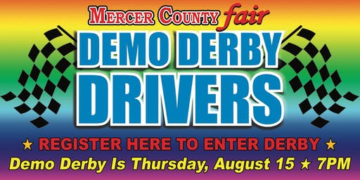 2019 Demolition Derby Online Registration
