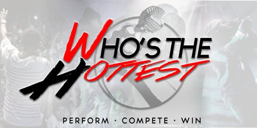 Who's the Hottest – August 1st at Treffpunkt (St. Louis)