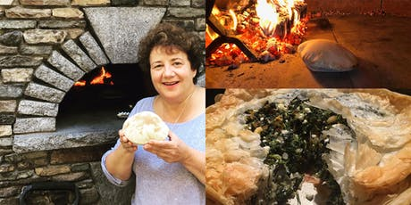 Jillyanna's Woodfired Mediterranean Workshop tickets