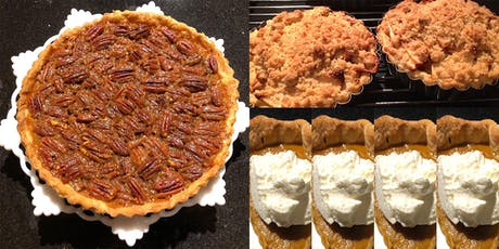 Jillyanna's Thanksgiving Pies Class tickets