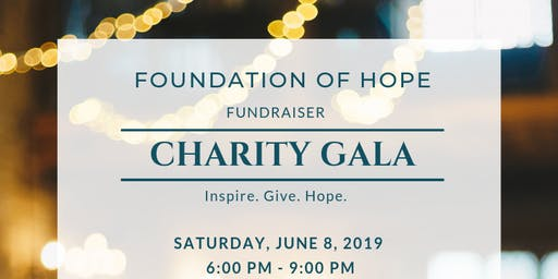 Foundation of Hope Charity Gala