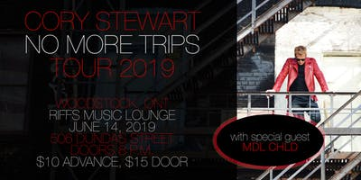 Cory Stewart - No More Trips Tour