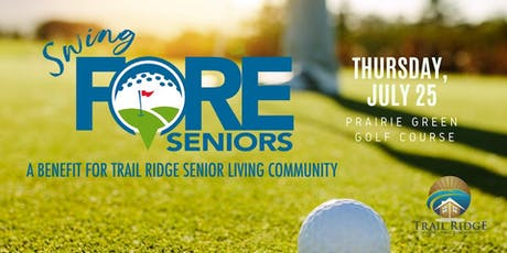Swing Fore Seniors | Golf Tournament tickets