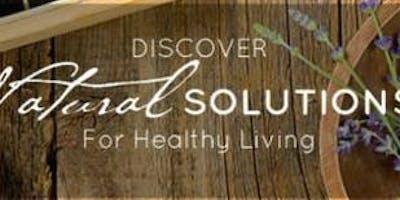 Natural Solutions Workshop
