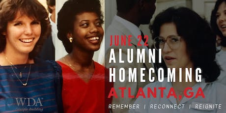 WDA Alumni Homecoming: Atlanta tickets