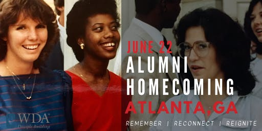 WDA Alumni Homecoming: Atlanta