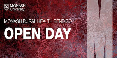 Monash Bendigo Open Day