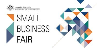 Australian Government Small Business Fair Canberra