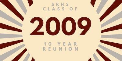 SRHS Class of 2009 10 Year Reunion