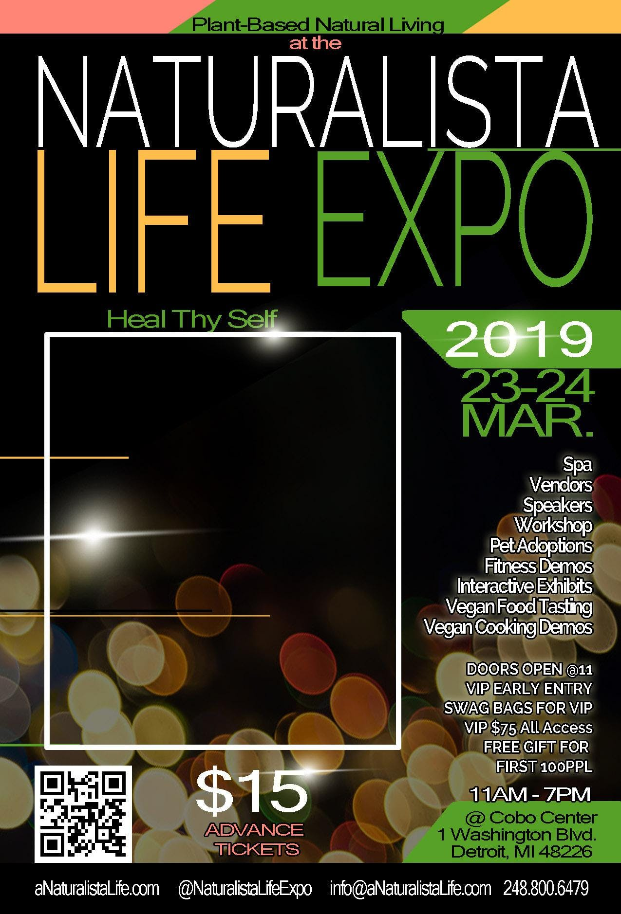 Naturalista Life Expo: Natural from the Inside Out