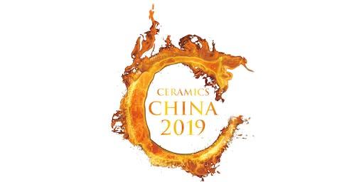 CERAMICS CHINA 2019