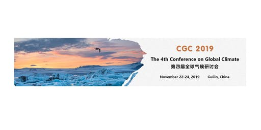 The 4th Conference on Global Climate (CGC 2019)