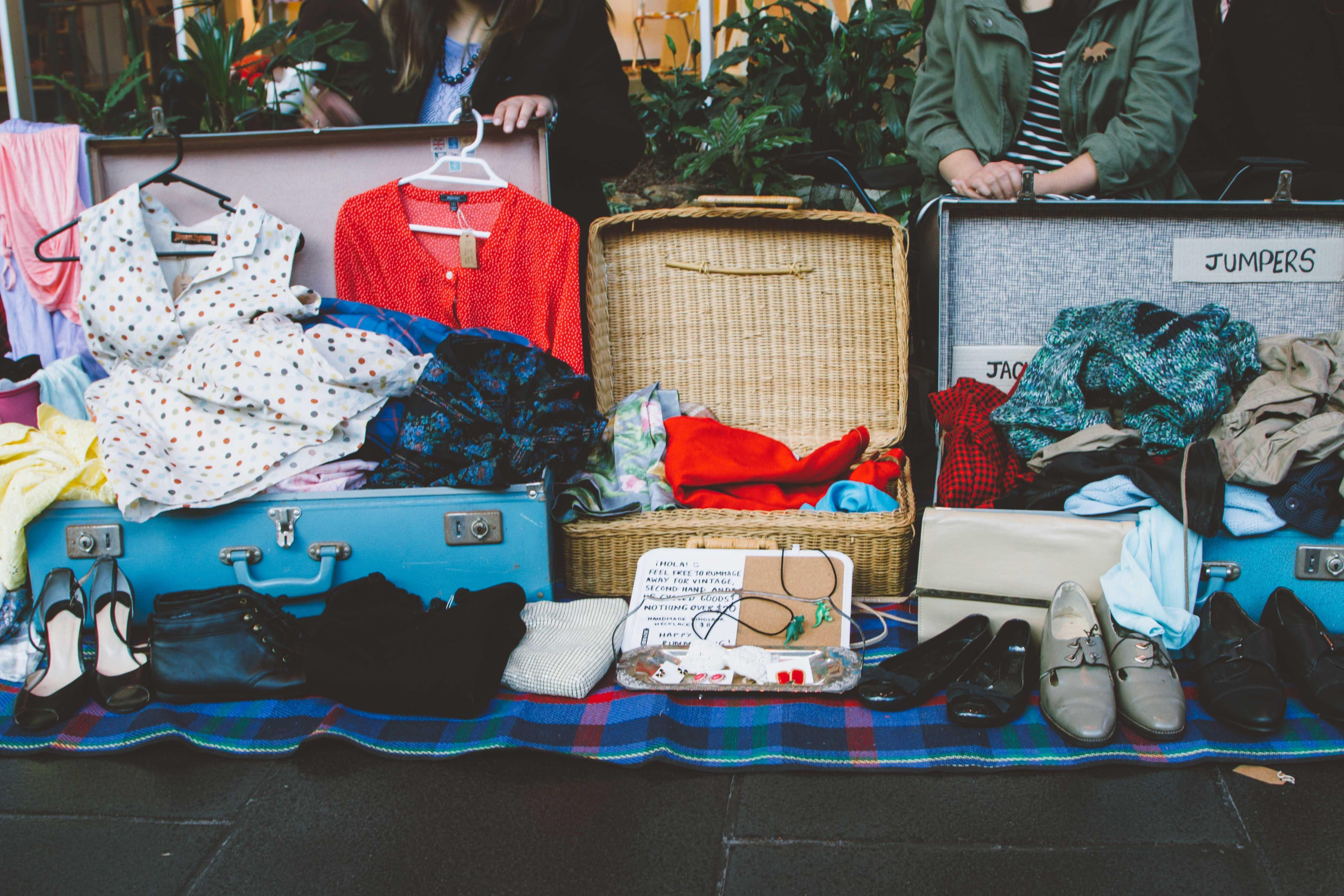 Suitcase Rummage MELBOURNE (Northcote Town Ha