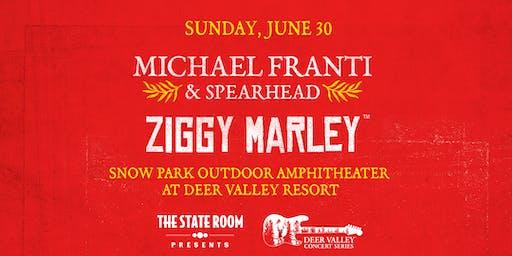Michael Franti & Spearhead + Ziggy Marley