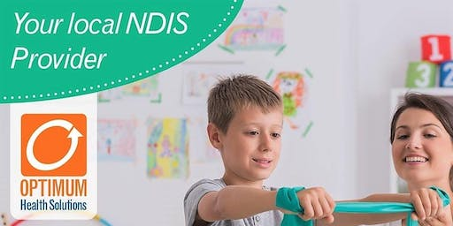 Optimum Health Solutions NDIS Open Day
