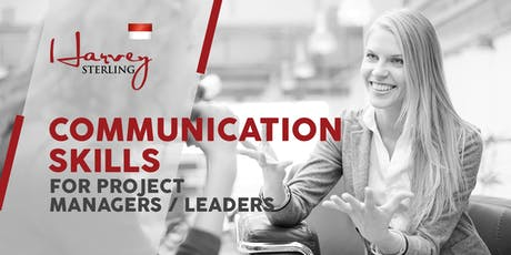 Communication Skills for Project Managers/Leaders tickets
