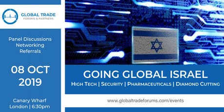 Going Global Israel tickets